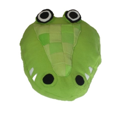 Annabelle the Alligator Pillow