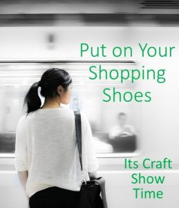 Put on Your Shopping Shoes