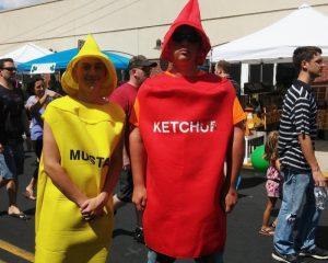 Supreme Accents Hamburger Festival 16 Mustard & Ketchup (800x639)