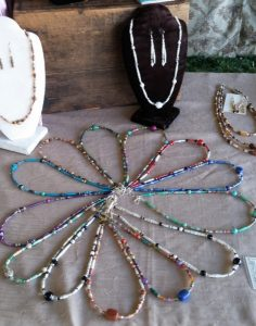 Supreme Accents Mountain Heritage Festival 0916 Soulfully Salvage Jewelry 2
