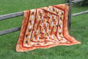 Supreme Accents Mountain Heritage Festival 0916 Warmth of Autumn Collection Quilt