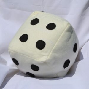 Supreme Accents Dice Pillow