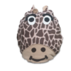 George the Giraffe Pillow