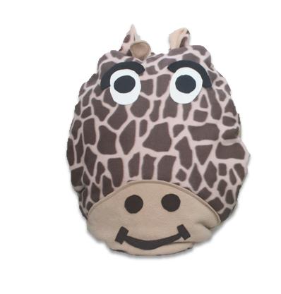 George the Giraffe Pillow