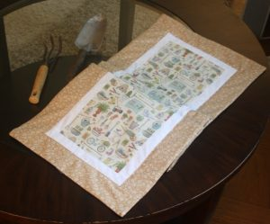 Supreme Accents In the Garden Table Runner