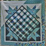 Supreme Accents Floating Butterflies Handmade Quilt
