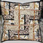 Supreme Accents Urban Leaf Accent Pillow
