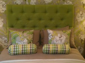 How to Arrange Pillows on a Queen bed Option 2