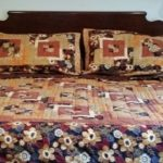 Open Blocks Quilted Comforter and Shams