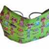 Supreme Accents Sassy Cats Face Mask with Ear Loops