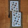 Supreme Accents Roosters Handmade Table Runner