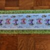 Supreme Accents Whispering Butterflies Green Table Runner 51 inches