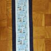 Supreme Accents Lighthouses Table Runner Navy