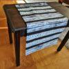 Supreme Accents Urban Spirit Dark Table Runner 44 inches Long