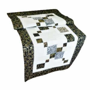 Supreme Accents Cosmopolitan Table Runner 38 inches