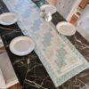 Supreme Accents Daphne Dark 67 inch Table Runner