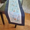 Supreme Accents Lighthouse Table Runner Dark Blue 36 inches