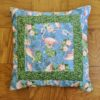 Supreme Accents Flamingo Green 20 inch Pillow