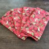 Supreme Accents Strawberry Patch Napkin Set of 4