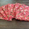 Supreme Accents Strawberry Patch Napkin Set of 8