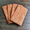 Supreme Accents Ashanti Tile Napkin Set of 4