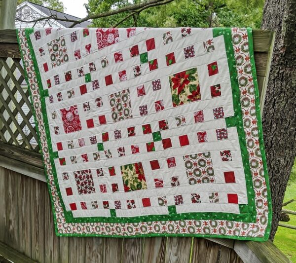 Supreme Accents Holiday Magic Quilt
