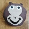 Supreme Accents Large Marvin the Monkey Pillow