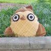Supreme Accents Ozzie Owl Pillow