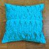 Supreme Accents Stars on Teal Accent Pillow