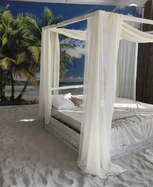Supreme Accents Supreme Accents Bedroom Styling Adding a Canopy Bed Caribbean