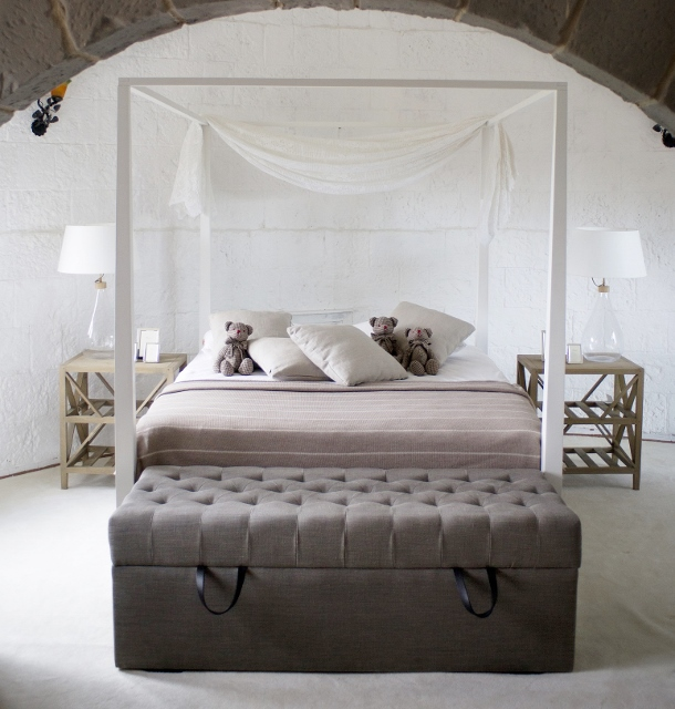 Supreme Accents Bedroom Styling Adding a Canopy Bed Modern