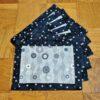 Supreme Accents Winter Snow Place mat Set of 6