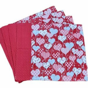 Supreme Accents All my Hearts Place mat Set of 4
