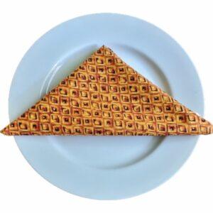 Supreme Accents Ashanti Tile Napkin