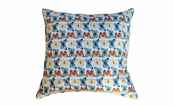 Supreme Accents Butterflies Accent Pillow