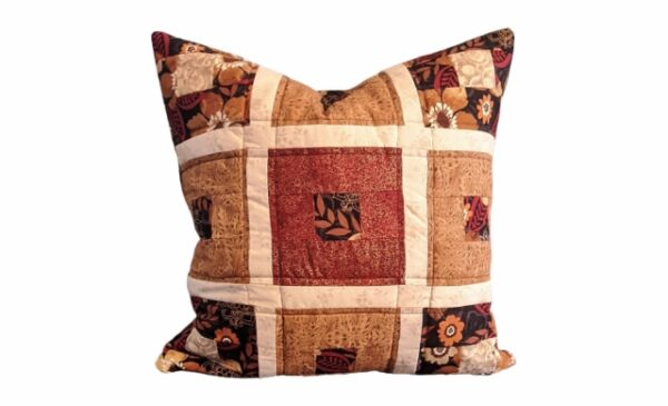 Supreme Accents Fall Blocks Accent Pillow