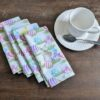 Supreme Accents Happy Easter Napkin Set of 4
