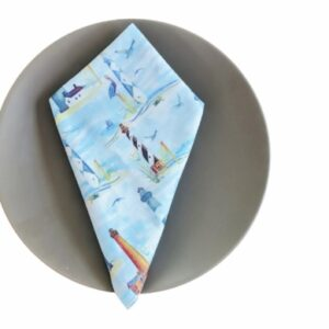 Supreme Accents Lighthouse Napkin