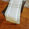 Supreme Accents Modern Wave Table Runner 71 inches long