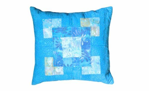 Supreme Accents Mystique Blue Accent Pillow