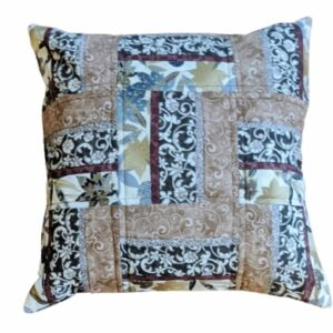 Supreme Accents Urban Leaf Accent Pillow Brown