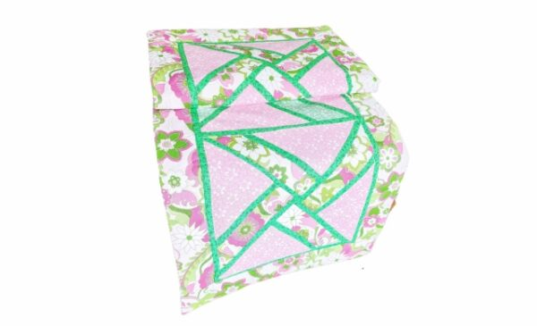Supreme Accents DeBorah Light Quilted Table Runner 37 inch