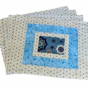 Deluxe Quilted Place mat Sets