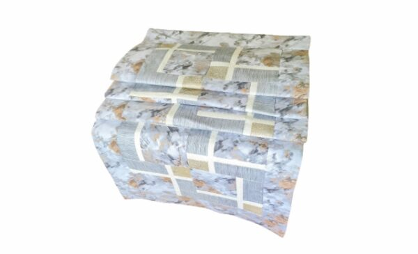 Supreme Accents Highlights Marble Table Runner 67 inch