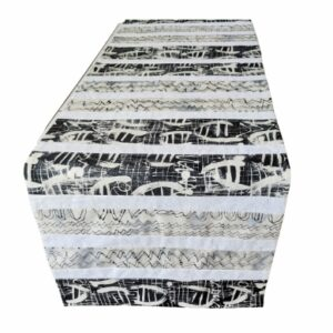 Supreme Accents Urban Spirit Light Table Runner 57 inches long