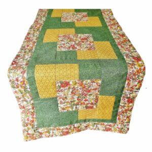 Supreme Accents Autumn Glory Green 67 inches