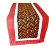 Supreme Accents Chili Pepper Red Table Runner 51 inches Long