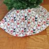 Supreme Accents Christmas Gnomes Tree Skirt 36 inches