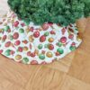 Supreme Accents Christmas Ornaments Tree Skirt