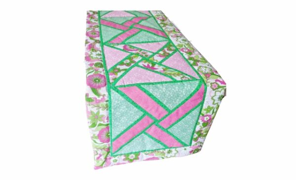 Supreme Accents DeBorah Quilted Table Runner 82 inch